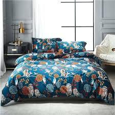 enchanted forest duvet cover cotton frozen set home fashion 1 enchanted forest duvet cover dark green bedspread bedding
