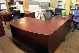 huge office desk. Large L Shaped Desk Wood Huge Office E