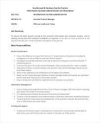 it system administrator job description linux administrator job description