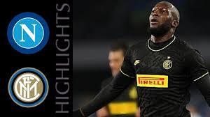 Napoli-Inter 1-3 Highlights Ita 01/06/2020