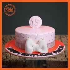 15th Birthday Fondant Cake Delivery All Over Karachi