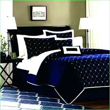 navy and white comforter set blue king size sets