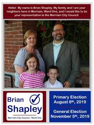 Brian Shapley for Merriam City Council - Posts   Facebook
