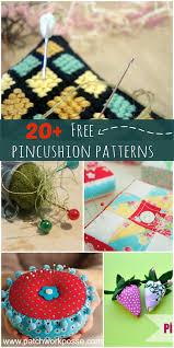 Free Pincushion Patterns