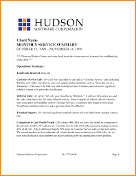 Lovely Examples Of A Summary On A Resume Executive Summary Examples