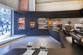 Coffee Bar by jones | haydu brings a San Francisco neighborhood back to life