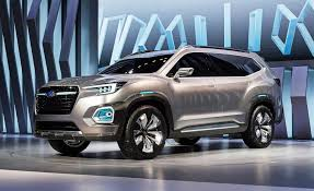 2018 subaru 3 row suv. brilliant row for 2018 subaru 3 row suv u