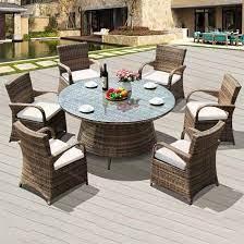 china garden wicker patio aluminum