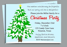 Christmas Party Invitation Wording Ideas Office Party Invitations