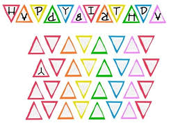 Free Printable Banners Free Printable Happy Birthday Banner Templates Aesthetecurator Com