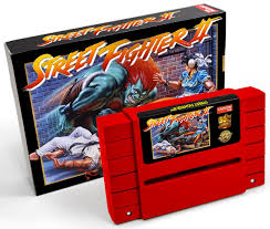 street fighter ii getting super nintendo cartridge re release