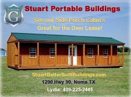Small Picture Stuart Portable Buildings 1290 Hwy 90 Nome TX The Original