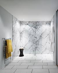 waterproof laminate shower wall