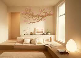Small Picture modern living room wall decor ideas round image of modern living