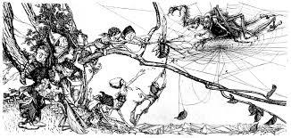 Comic Tools Arthur Rackham Illustrator