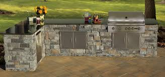 cambridge fully assembled outdoor kitchen