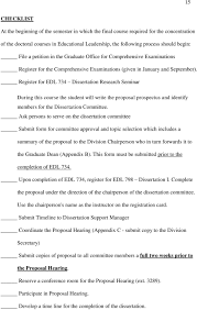 Page 16 Guidelines For The Doctoral Dissertation Pdf Ndix Interview