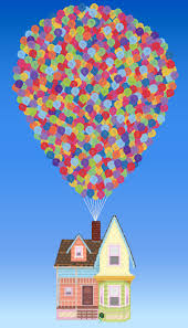 Up House Balloons Up Balloons Clipart Collection