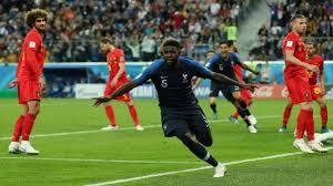 موسكو - أومتيتي يضع فرنسا في النهائي