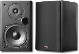 speakers 4. polk audio - 5-1/4\ speakers 4