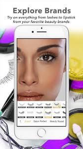 the best free virtual makeup app period it s like having a glam squad in your pocket
