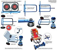 Hoverboard Plans Hoverseat Sitting Attachment For Hoverboard