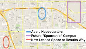 New apple office cupertino Time The Macrumors Apple Leases Major New Office Campus In Cupertino To Support