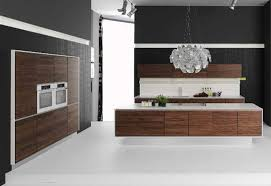 Classic And Modern Kitchens Kitchen Gray Tile Floor Brown Cabinets Brown Table Sink Faucet