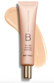 the key to nailing the no makeup look is hydrated skin this super lightweight foundation is formulated with hyaluronic acid an ing best known for