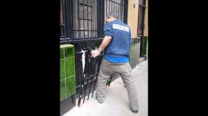 Decorative Security Grilles For Windows Windows Security Bars Installation Youtube