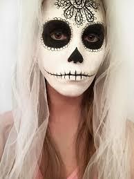 sugar skull makeup erica s diy work sugar skull face paint
