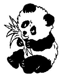 Gratis Panda Beer Kleurplaten Voor Kinderen 5