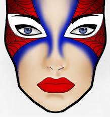spiderman makeup 12 spiderman makeup jpg