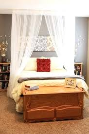 Draped Ceiling Bedroom Bed Canopy Fabric Draped Ceiling Bedroom