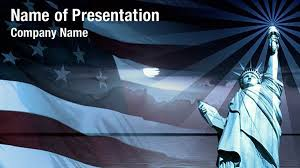 america ppt template symbols of america powerpoint templates symbols of america