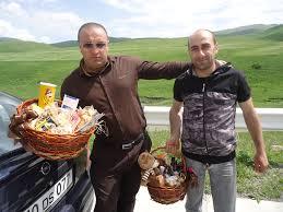 gift baskets to chambarak armenia