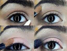 bridal eye makeup tutorial step by step
