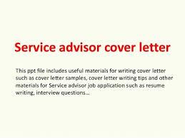 Service Advisor Resume Sample Sarahepps Com