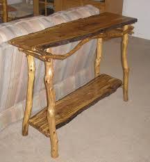 Sofa Table Diy Unique Diy Sofa Table Ideas Inside For Design