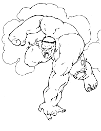 Small Picture Angry Hulk Coloring Pages Super Heroes Coloring pages of