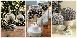 21 holiday pine cone crafts ideas for pinecone decorations photos home decorating home