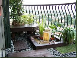 Simple Small Apartment Patio Decorating Ideas Up Your Balcony By Adding Plants And Grass In Models Design
