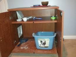cat litter box furniture diy. Download Wood Cat Litter Box Cabinet Plans DIY Lees Project | Lowly46cje Furniture Diy