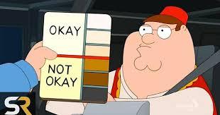 Family Guy Skin Tone Chart Album On Imgur