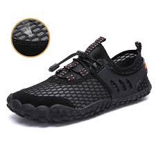 Fashion <b>Large Size Men</b> Mesh Slip Resistant <b>Outdoor Hiking</b> ...