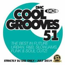 Details About Cool Grooves Vol 51 Chart Hits In Urban Rnb Jazz Soul And Funk Dj Cd