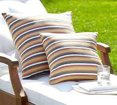 custom outdoor cushions sunbrella fabric pillows the design