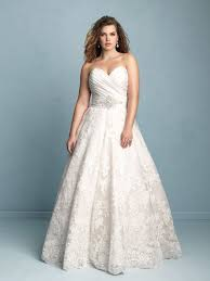 265 Best Plus Size Wedding Dresses Images On Pinterest  Wedding Plus Size Wedding Dress Styles