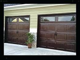 painted wood garage door. Beautiful Door Wood Stained Garage Doors Faux Door Tutorial  Gel  Pimp Your  And Painted Wood Garage Door