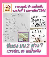 รวมเลขเด็ดจาก 10 สำนักดัง งวด 1 กุมภาพันธ์ 2564 เลขเด็ดงวดนี้01/